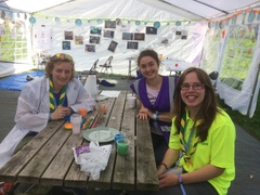 Science at Waddow Hall Wellies and Wristbands